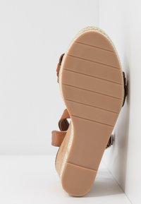Anna Field - High Heel Sandalette - cognac - 6
