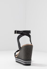 Anna Field - High heeled sandals - black - 5