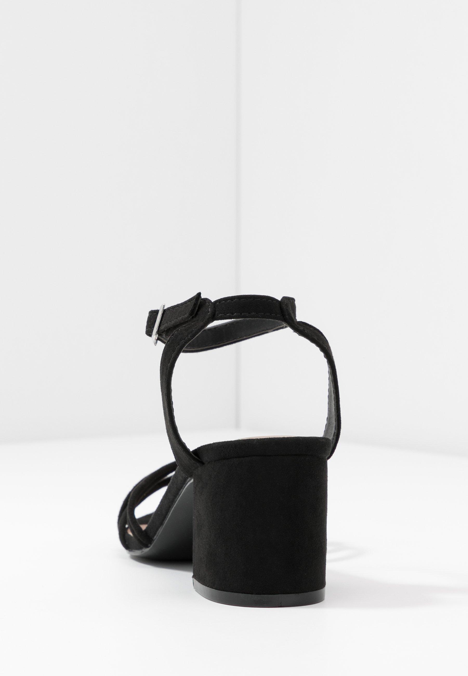 Anna Field Sandalen - Black Goedkope Schoenen
