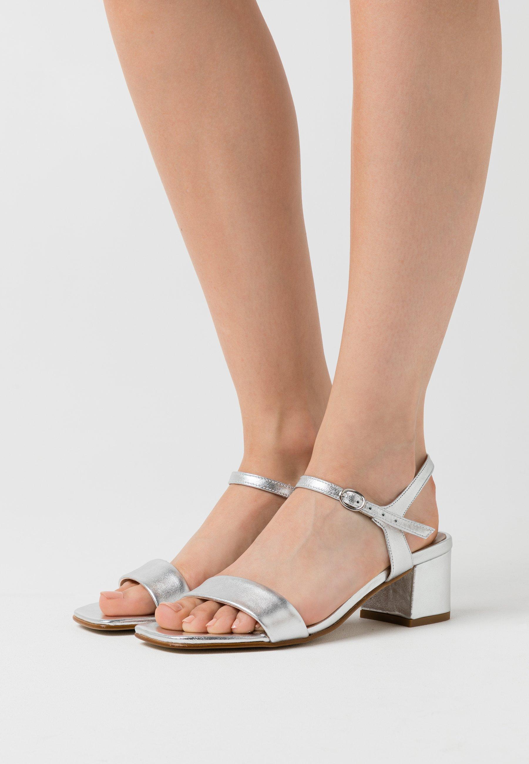 Silver Sandals | Nathan Baume | Sandalen | Miinto.nl