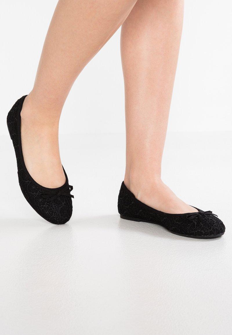 Anna Field - Ballerinat - black
