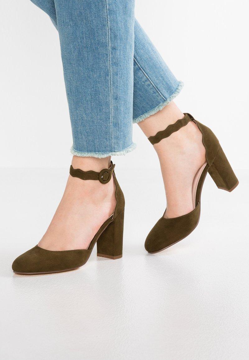Anna Field - High heels - oliv