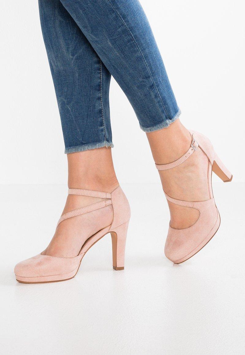 Anna Field - High heels - rose