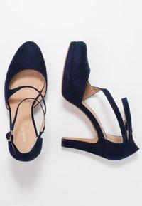 Anna Field - Zapatos altos - dark blue - 3