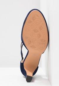 Anna Field - High heels - dark blue - 6