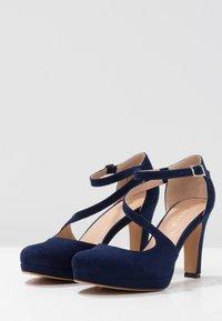 Anna Field - High heels - dark blue - 4