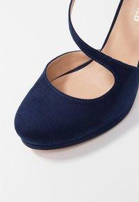 Anna Field - High heels - dark blue - 2