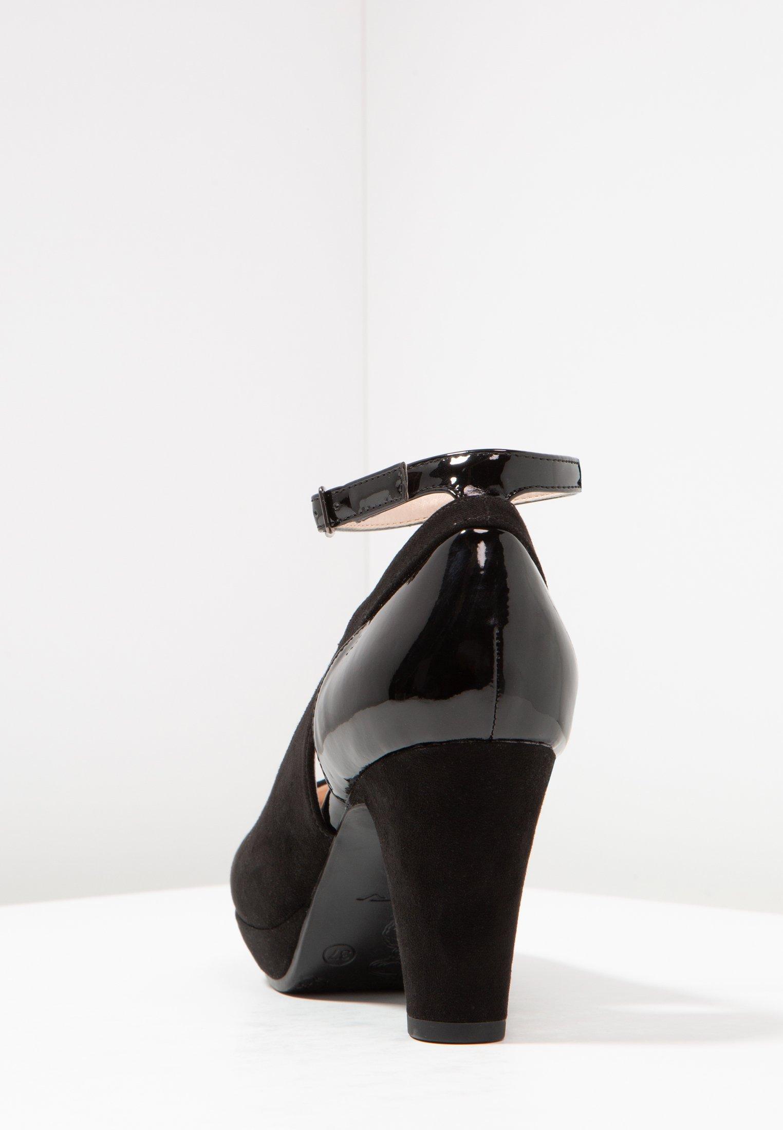 Anna Field Escarpins À Plateforme - Black