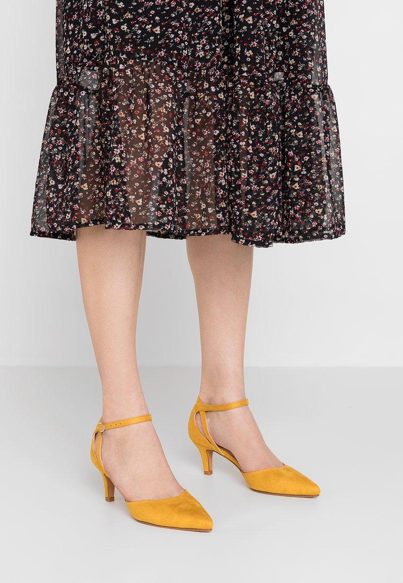 Anna Field - Classic heels - yellow