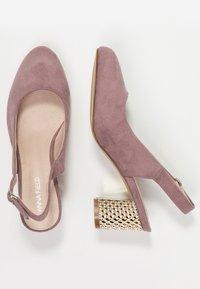 Anna Field - Classic heels - lilac - 3
