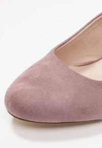 Anna Field - Classic heels - lilac - 2