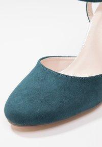 Anna Field - Klassiska pumps - dark green - 2