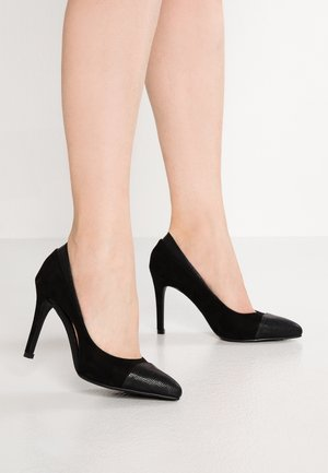 Escarpins à talons hauts - black