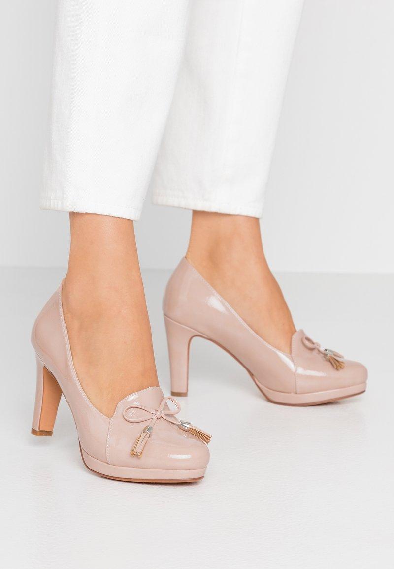 Anna Field - High Heel Pumps - nude