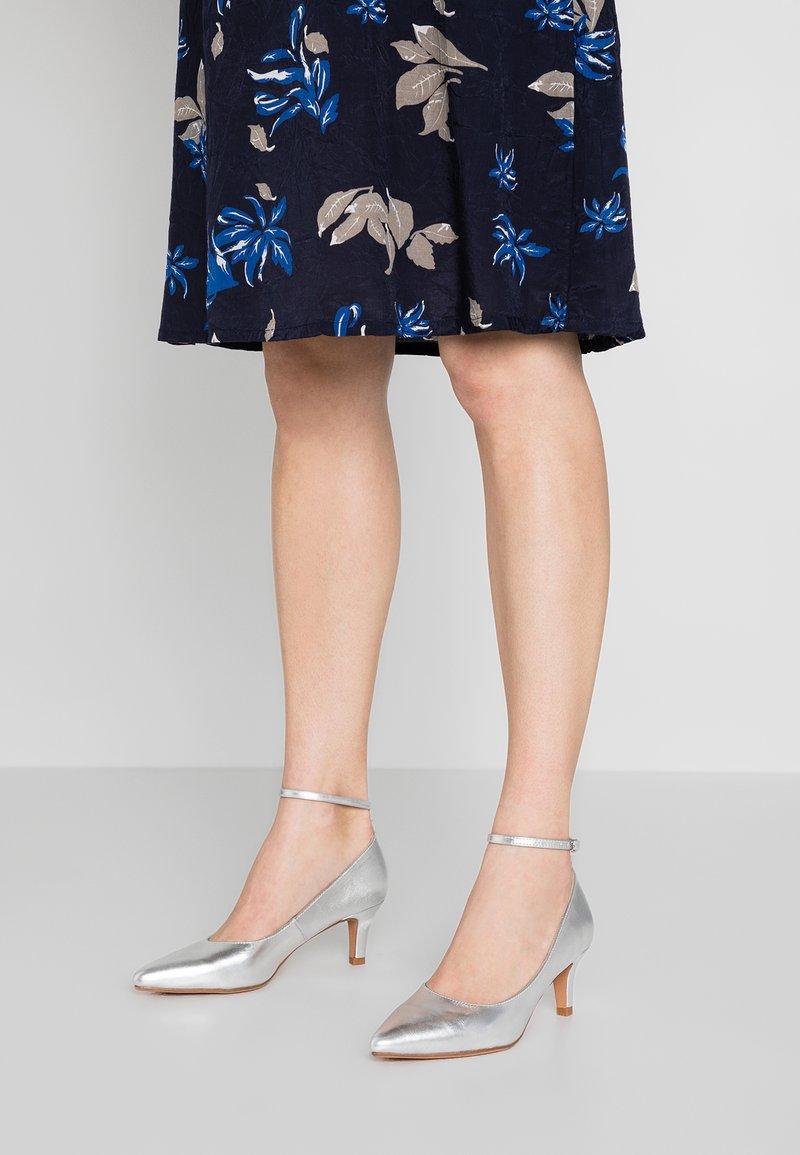 Anna Field - Classic heels - silver