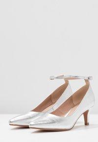 Anna Field - Classic heels - silver - 4