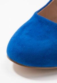 Anna Field - Decolleté - blue - 2