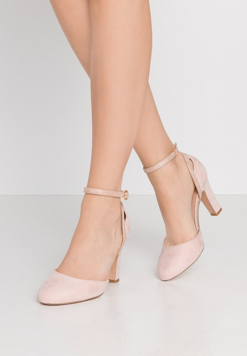 Anna Field - Klassiske pumps - rose