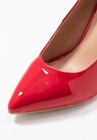 Anna Field - Klassiske pumps - red - 2