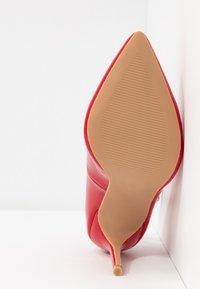 Anna Field - Klassiske pumps - red - 6