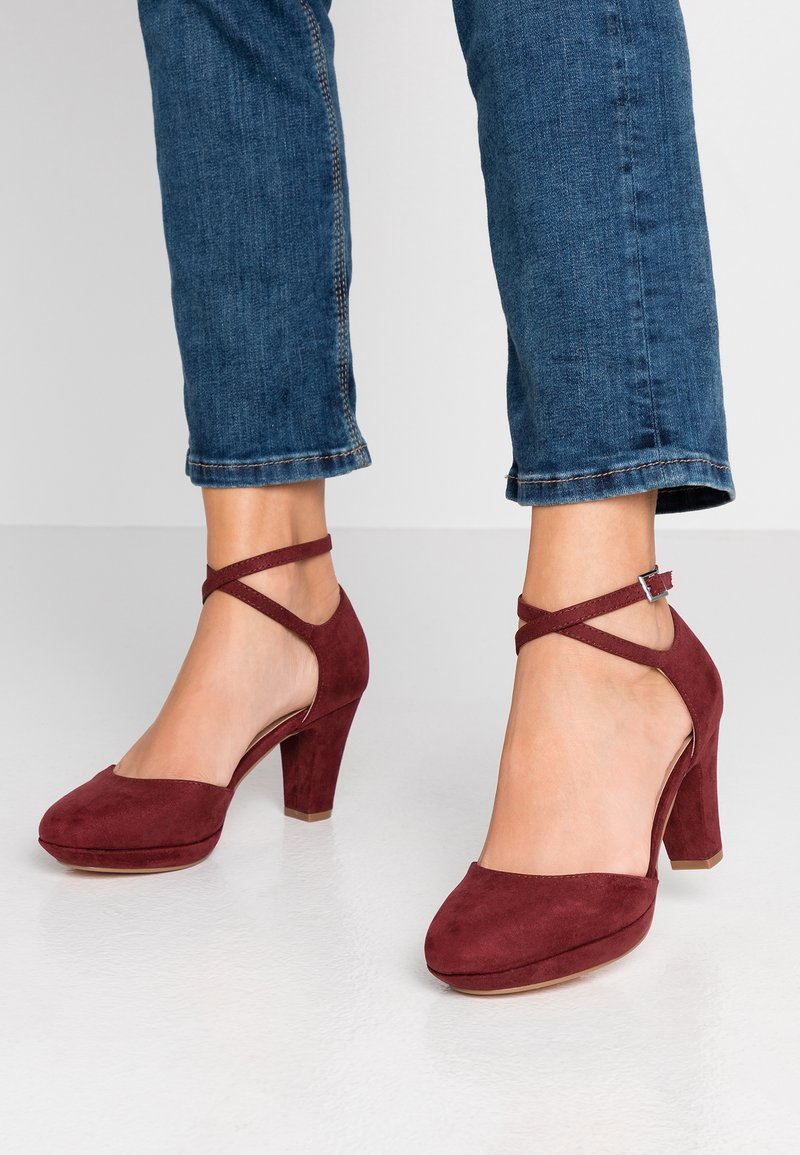 Anna Field - Klassiske pumps - bordeaux