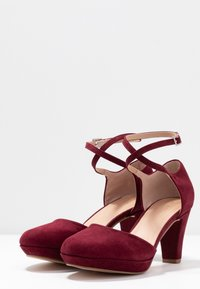 Anna Field - Klassiske pumps - bordeaux - 4