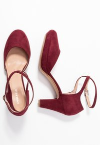 Anna Field - Klassiske pumps - bordeaux - 3