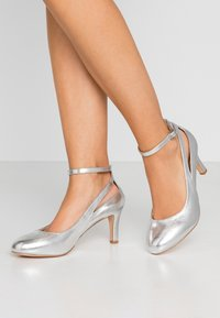 Anna Field - High heels - silver - 0