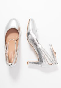 Anna Field - High heels - silver - 3