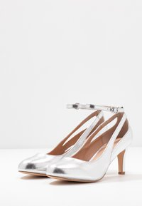 Anna Field - High heels - silver - 4