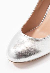 Anna Field - High heels - silver - 2
