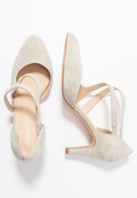 Anna Field - LEATHER PUMPS - Tacones - grey - 3