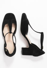 Anna Field - LEATHER PUMPS - Classic heels - black - 3