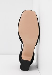 Anna Field - LEATHER PUMPS - Classic heels - black - 6