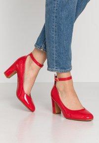 Anna Field - Classic heels - red - 0