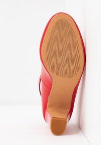 Anna Field - Classic heels - red - 6