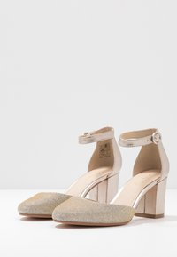 Anna Field - LEATHER CLASSIC HEELS - Klassieke pumps - beige - 4