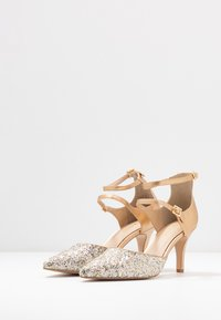Anna Field - LEATHER - Pumps - gold - 4