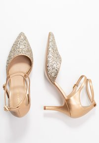 Anna Field - LEATHER PUMPS - Escarpins - gold