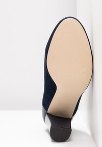 Anna Field - LEATHER PUMPS - Pumps - dark blue - 6