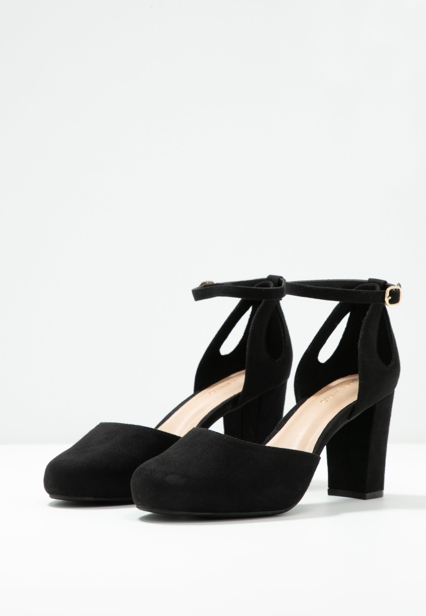 Anna Field Højhælede pumps - black