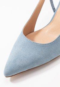 Anna Field - Tacones - blue - 2