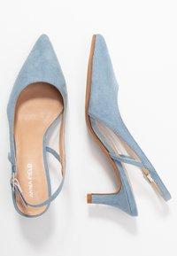 Anna Field - Tacones - blue - 3