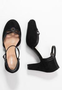 Anna Field - Zapatos de plataforma - black - 3