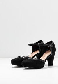 Anna Field - Zapatos de plataforma - black - 4