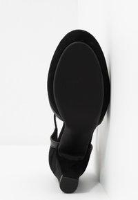 Anna Field - Zapatos de plataforma - black - 6