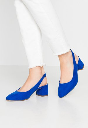 Klasické lodičky - blue