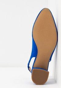 Anna Field - Klassiske pumps - blue - 6