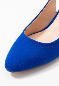 Anna Field - Klassiske pumps - blue - 2