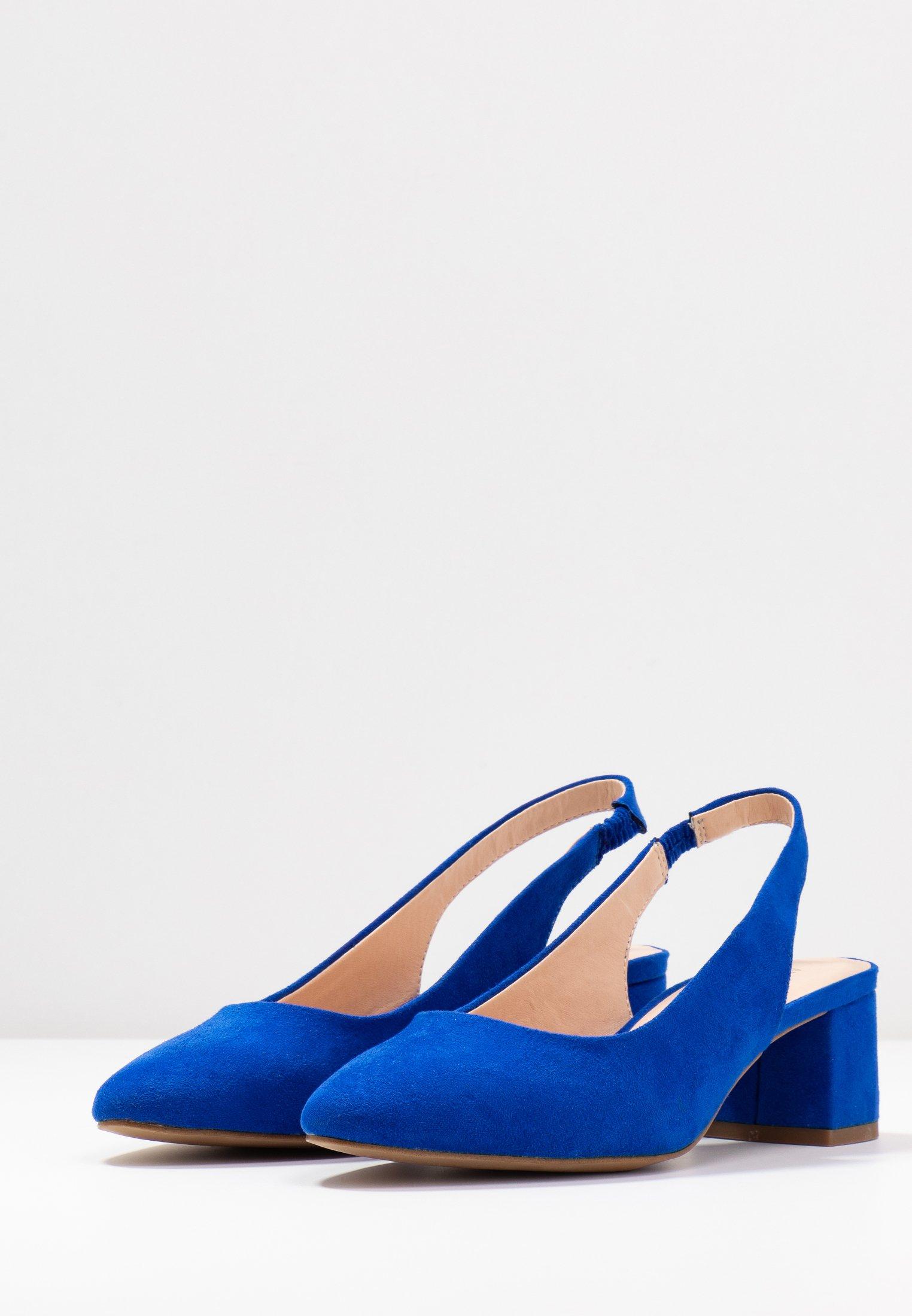 Anna Field Czółenka - blue
